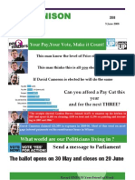 Barnet UNISON Voice June 2008PDF VERSION