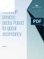 KPMG the Indian Services Sector Poised for Global Ascendancy