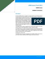 PDF SAM4S Atmel