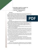 10.Plante Si Produse Vegetale Cu Continut de Monoterpenoide Monociclice