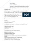 100 Items OB Questions By