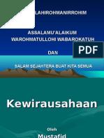 Power Kewirausahaan