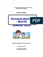 Kertas Konsep Program Mentor Mentee