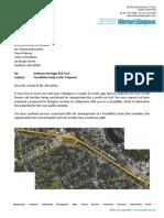 Weston_Sampson_Heritage Rail Trail Feasibility Study_1 22 16 Dedham, MA  Agenda 21, ICLEI
