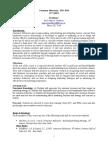 BM-Consumer Behaviour Course Outline