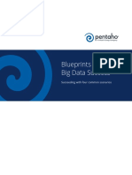 Pentaho Blueprints for Big Data Success