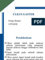 Ulkus Gaster Ppt