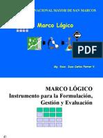 2) Enfoque Marco Logico