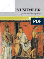 Publius Ovidius Naso - Dönüşümler
