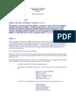Legitime Cases and Reserva Troncal
