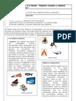 Clase Nº 4  tecno 1ro medio.doc  objetos simples y compuestos