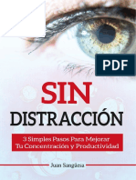 Sin diStracciOn