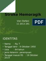Stroke Hemoragik-case ICU