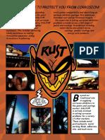 2009 Hal Ox Brochure