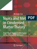 [Michele Cini] Topics and Methods in Condensed Mat