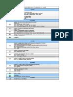 Cronograma UNLAM 2° Cuatrimestre 2016