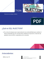 SQL Injection g1
