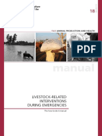 Livestock-related Interventions During Emergencies - The How-To-do-it Manual_FAO 2016