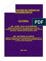 Actualizacion en Farmacos Antiarrimicas