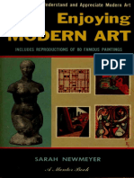 Enjoying Modern Art (Art eBook)
