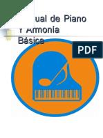 01manual de Piano y Armonia Basica - Completo 01