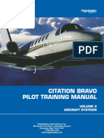 Cessna Citation Bravo Flight Safety Training Manual