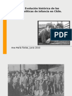 Evolución Historica Pp Pp Infancia Chile