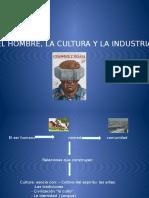 El Hombre, Al Cultura y La Industria