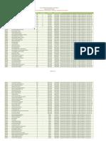 Area 15 - Livramento - Lista Geral - Psicologo
