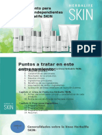 Entrenamiento Herbalife SKIN