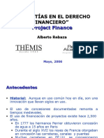 Project Finance - Rebaza