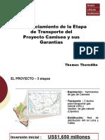 Proyecto Camisea - Thorndike
