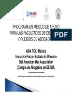 7 Incorporación y Objeciones Curso en Técnicas Básicas Para El Litigio Oral Penal Agosto 2015 Pachuca