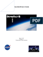 DemoSat B Users Guide