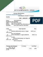 Proforma No.004582
