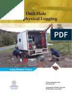 Drillholes Geophysical Logging