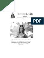 Revista Tzong Kwan - setembro de 2014
