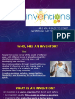 invention powerpoint