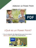 Pasos Para Elaborar Un Power Point