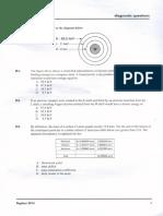 RAPHEX Diagnostic Physics 2014 - questions