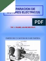 REPARACION DE MOTORES ELECTRICOS.ppt