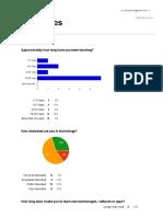 technology survey 2016-2017 - google forms