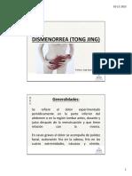 Dismenorrea (Tong Jing)
