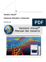 Ventsim Visual Manual Del Usuario