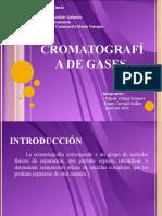 Cromatografía de gases 2010.ppt