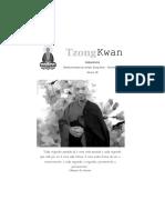 Vol78_Novembro2014Revista Tzong Kwan - novembro de 2014.