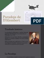 Paradoja de D'Alembert.pptx