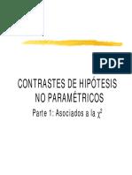 T7.1 - Contraste de Hipótesis No Paramétricos Asociados a ChiCuadrado