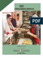 Petaluma Peoples Services Center 2016 Argus Courier