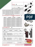 Gagemaker Catalog 1